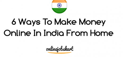 make money online in india