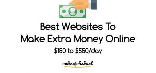 make extra money online