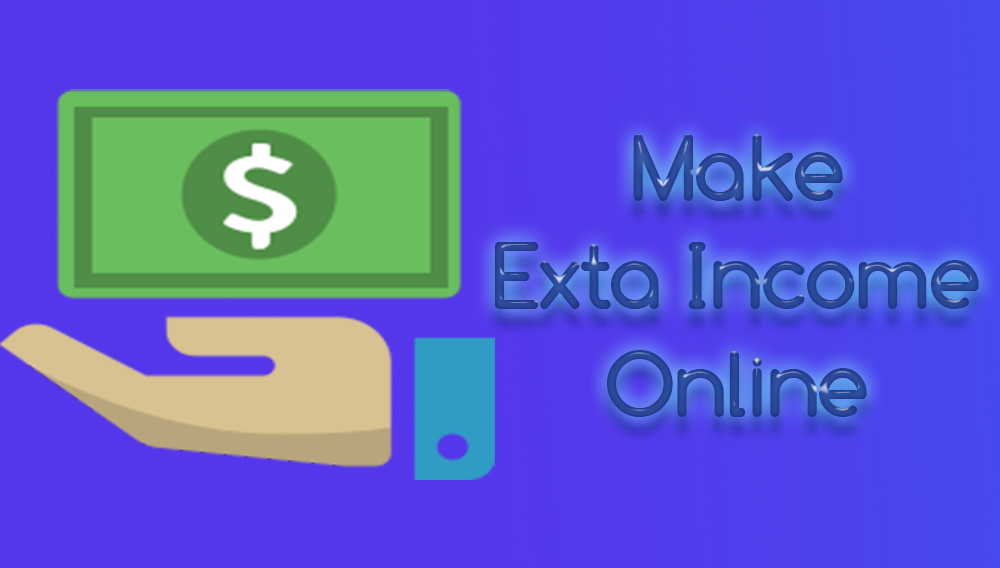 make extra income online