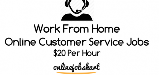 online customer service jobs