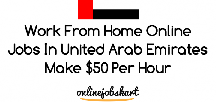 online jobs in United Arab Emirates