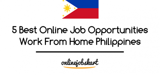 job opportunities in Philippines