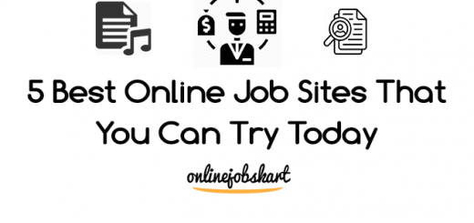 best online job sites