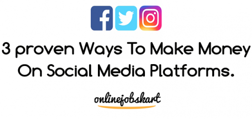 make money on social media