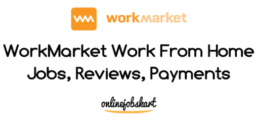 WorkMarket Work From Home Jobs