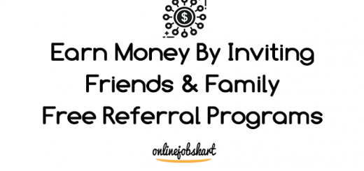 earn money by inviting friends
