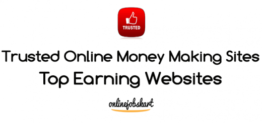 trusted online money making sites