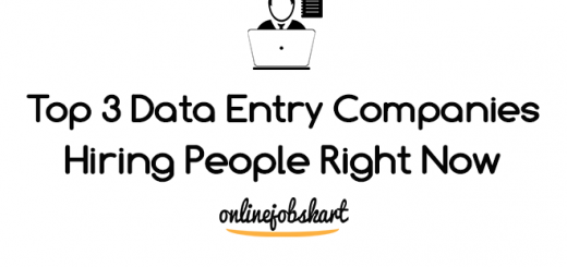 data entry companies