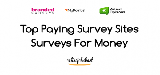 top paying survey sites