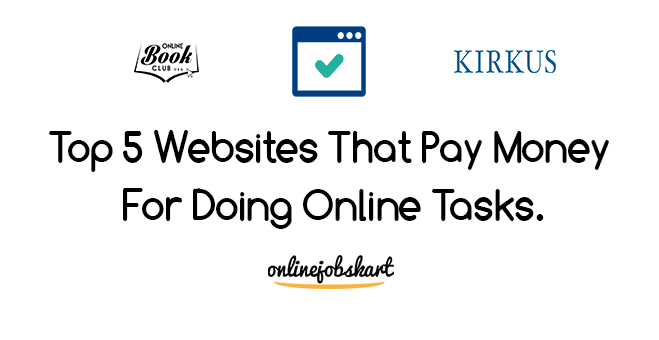 websites that pay money