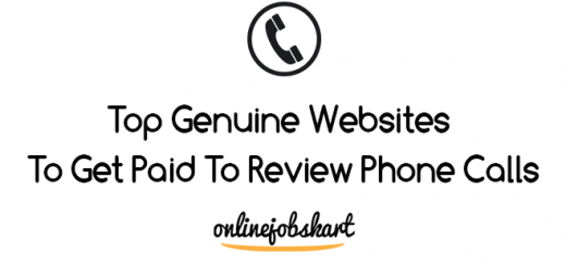 get paid to review phone calls