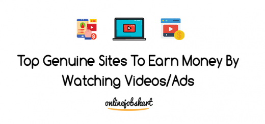 watch videos and earn money