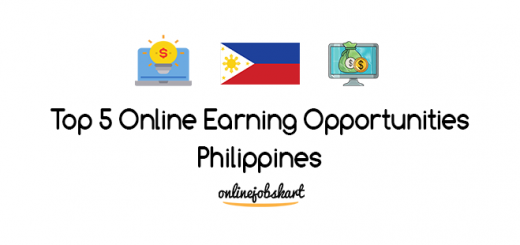 Online Earning Opportunities Philippines